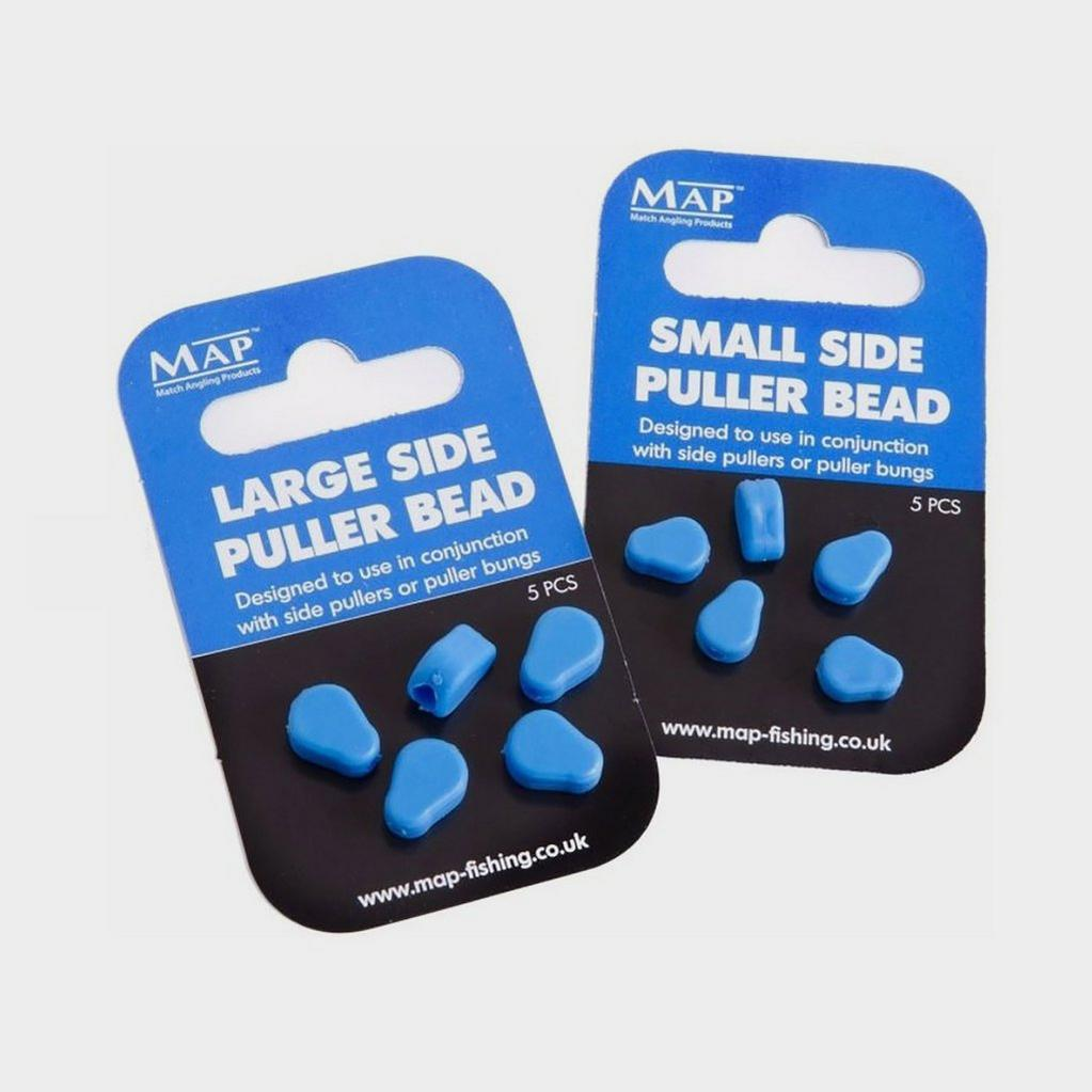Map Large Side Puller Beads image 1