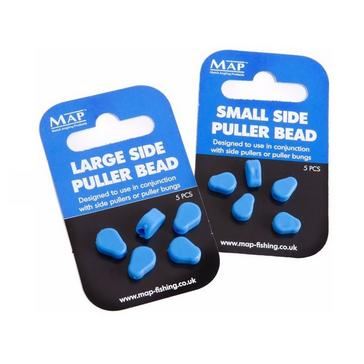 Map Large Side Puller Beads