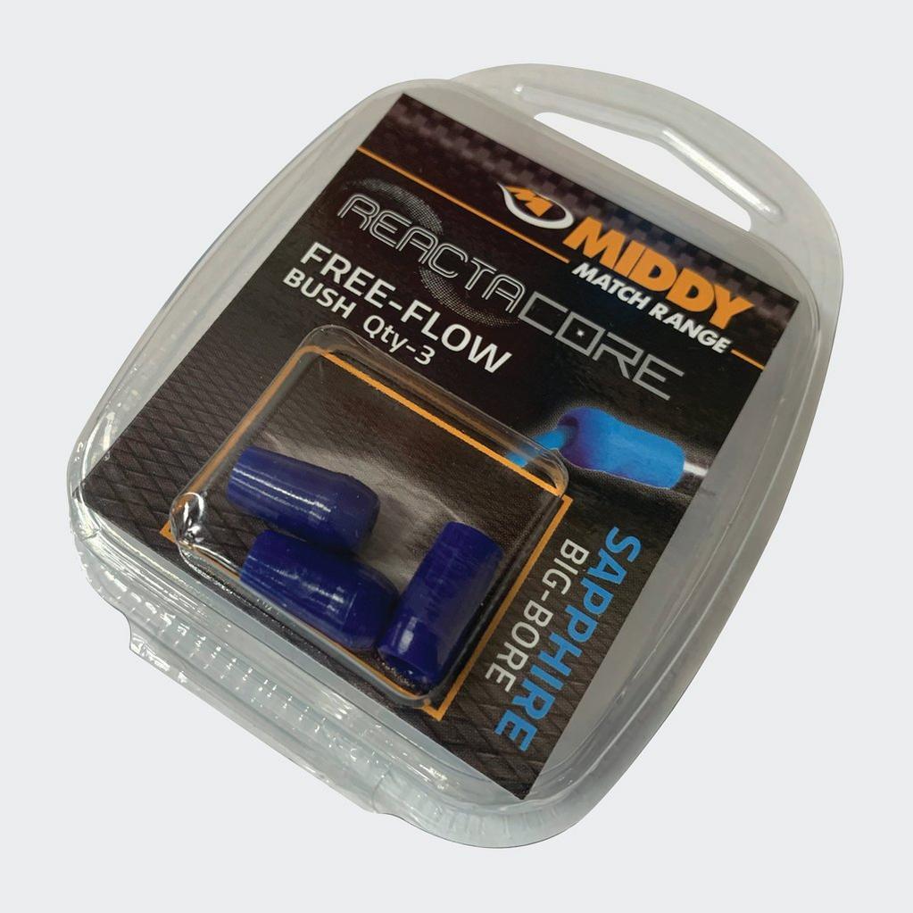 Middy Reactacore Free-Flow Bush 25-30 Sapphire image 1
