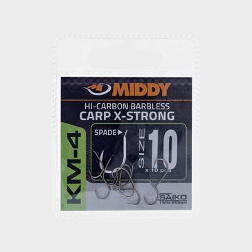 Middy Km 4 Hooks Xstrong Size 10