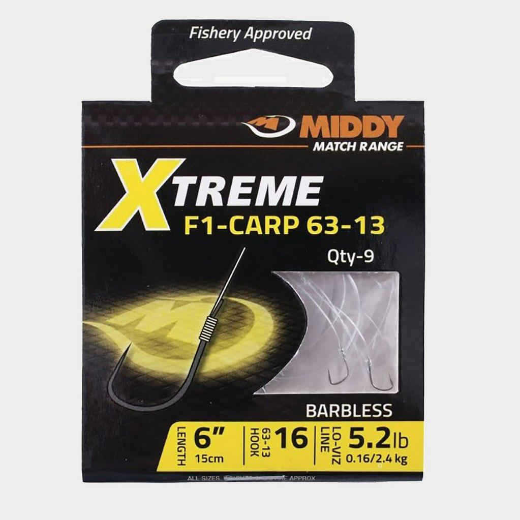 Middy 20 X 3.2Lb Xtreme F1 Carp 63-13 Htn image 1