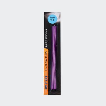 Purple Middy Mtdi Fluro Elastic 44047 Purp