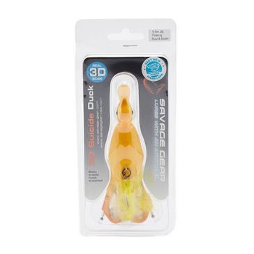 SavageGear Sg Suicide Duck 10.5Cm 28G Yellow