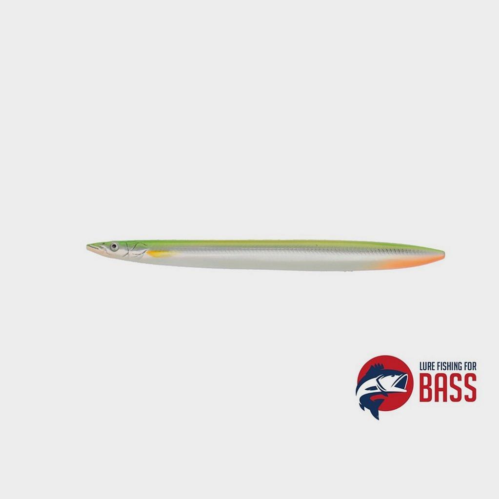 SavageGear Line Thru Sandeel 150Mm 27G Yg Silver image 1