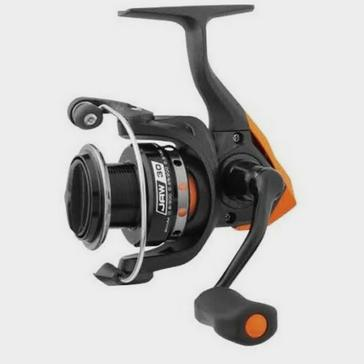 Black Okuma Jaw Fixed Spool Reel 30FD