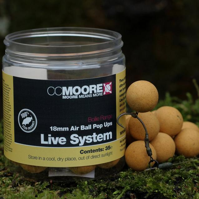 Multi CC MOORE Live System Air Ball Pop Ups 15mm image 3