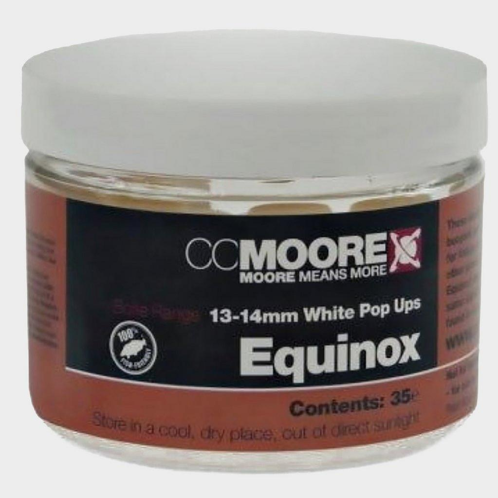 CC MOORE 13/14mm Equinox White Pops image 1