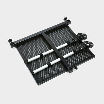 Black Daiwa Seat Box Side Tray - Large