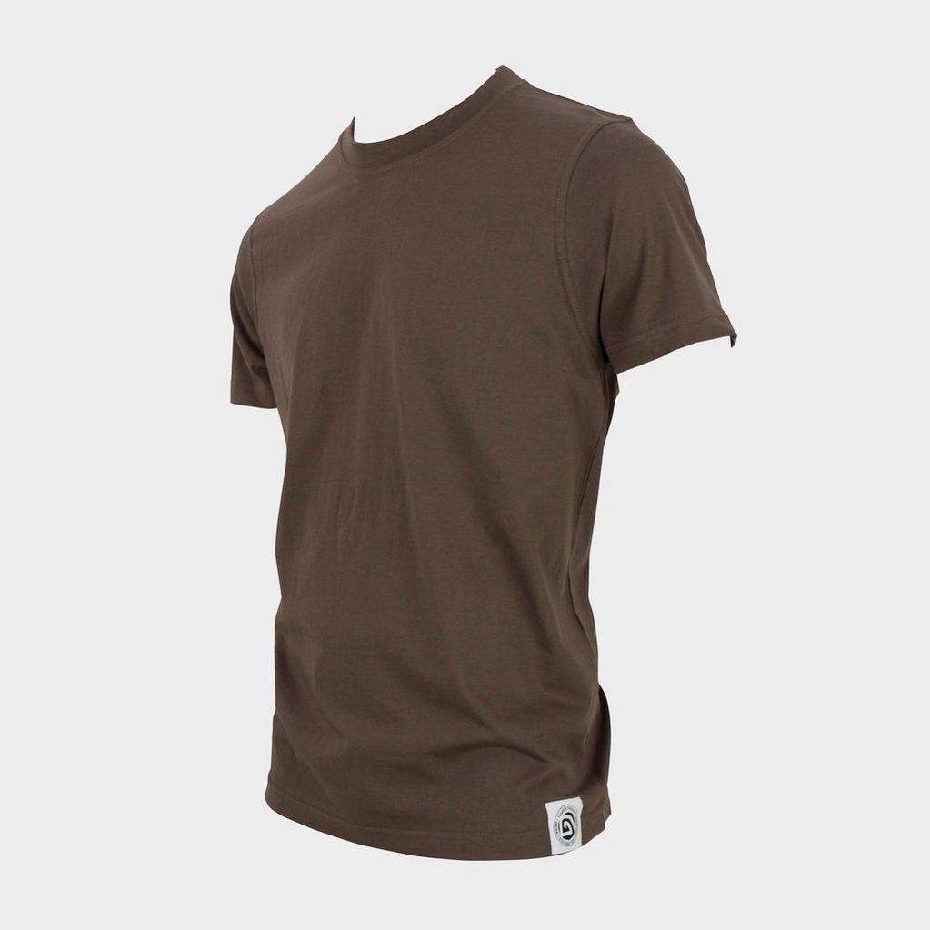 Dark Green Trakker Men's Cyclone T-Shirt image 1