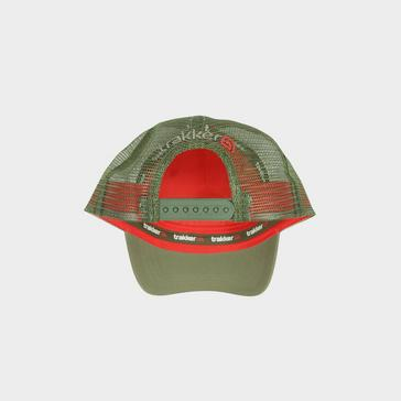 Green Trakker Trucker Cap