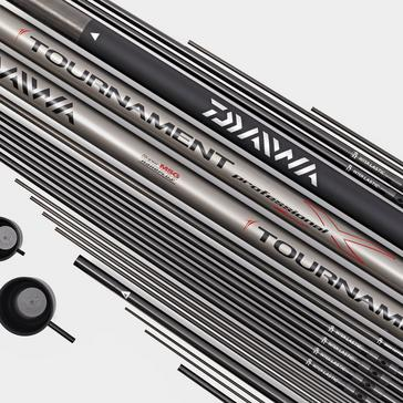 Silver Daiwa Trnt Pro Xls 16M More Power