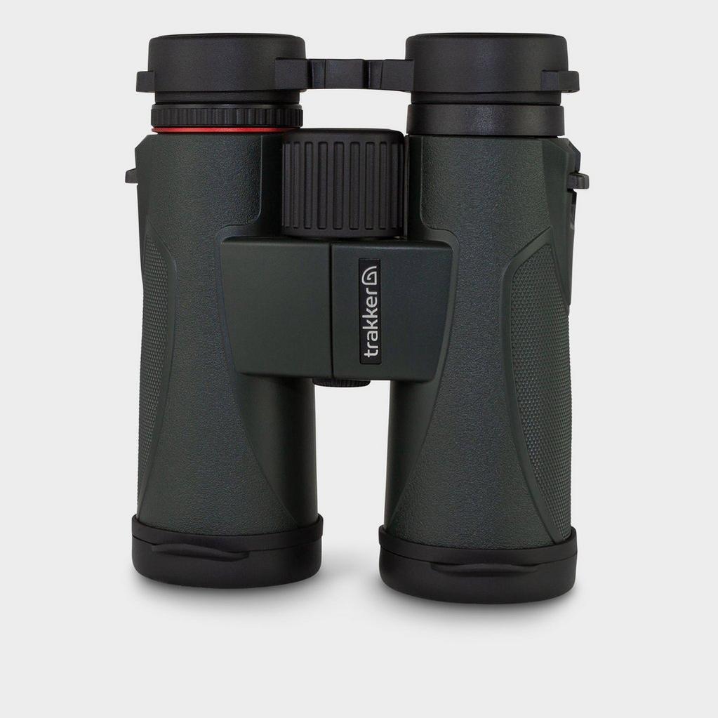 Black Trakker Optics 10x42 Binoculars image 1