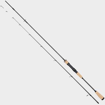 Black Daiwa Blk Widow Dropshot 7Ft 1-9G