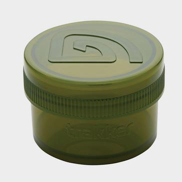 Green Trakker Half Szd Glug Pots 6 Pack