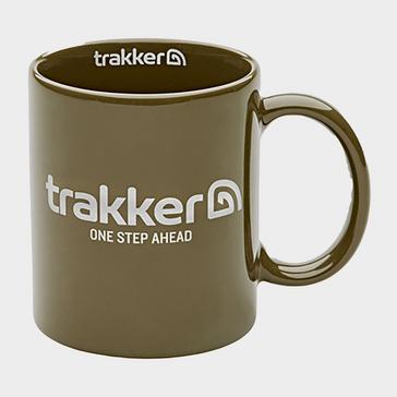 Green Trakker Heat Changing Mug