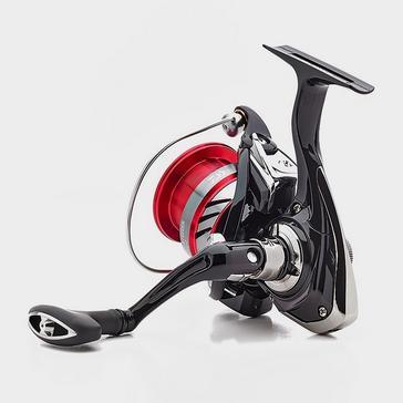 Black Daiwa Ninja LT 6000SS Feeder Reel