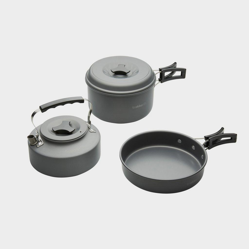 Silver Trakker Armolife Complete Cook Set image 1