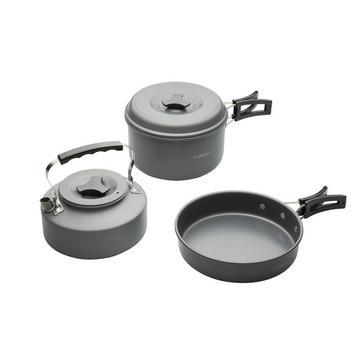Silver Trakker Armolife Complete Cook Set