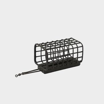 BLACK Daiwa Square Cage Feed M 60G