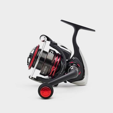 Red Daiwa 19 TDM 3012QD DH Reel