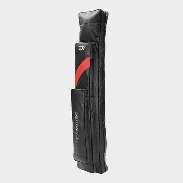 BLACK Daiwa Trnt Pro Xls 8 Tube Holdall