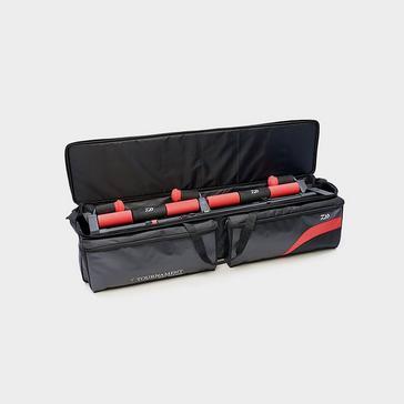 Black Daiwa Trnt Pro Roller Bag Xl