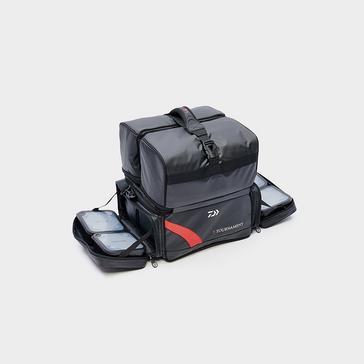 Black Daiwa Tournament Pro Cool & Tackle Bag