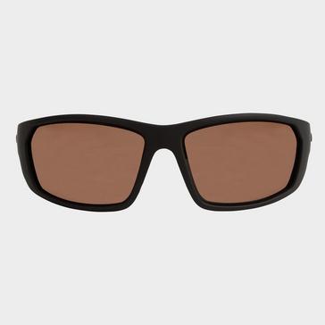 Orange Trakker Amber Wrap Around Sunglasses