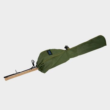 Green AQUA Atom Lightweight Rod Sleeve (Green)