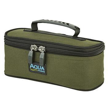 Khaki AQUA Medium Bitz Bag Blk Series