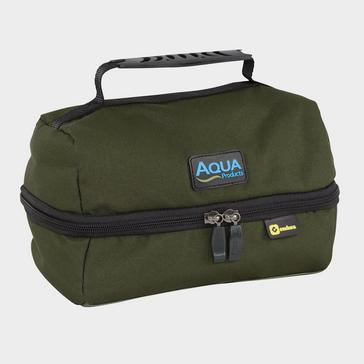 Green AQUA PVA Pouch Black Series