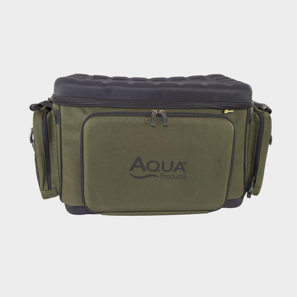Green AQUA Black Series Front Barrow Bag image 1