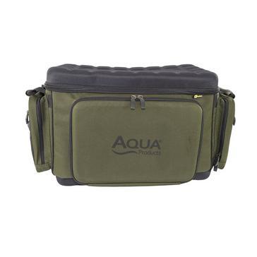 Green AQUA Black Series Front Barrow Bag