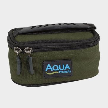 Green AQUA Black Series Lead and Leader Pouch