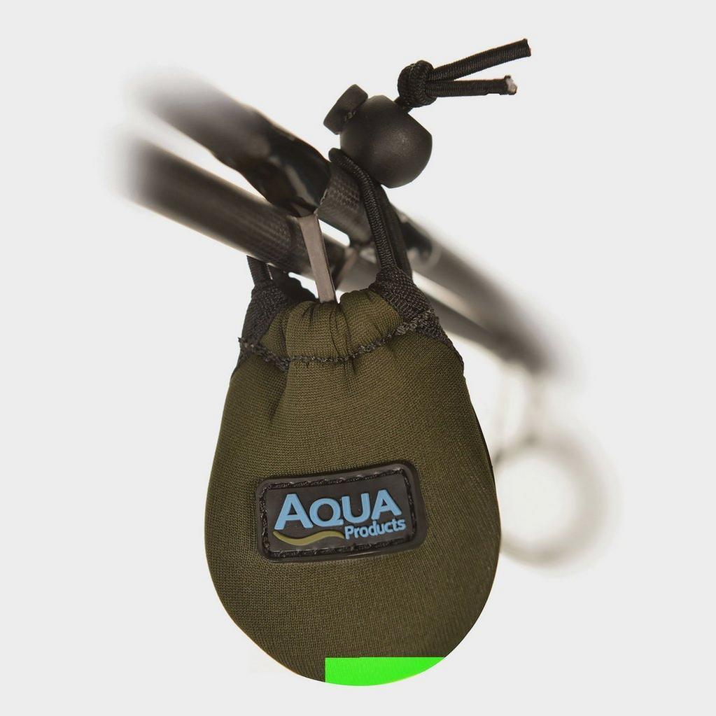 Green AQUA 50mm Rod Ring Protectors image 1