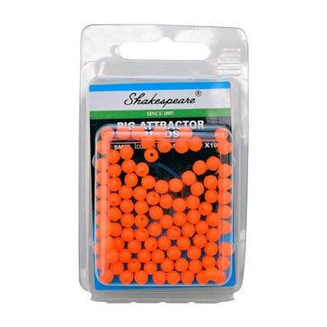 Shakespeare 5mm Rig Attractor Beads Red