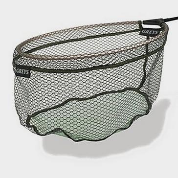 Greys Landing Net 14inch Rbr Micromesh