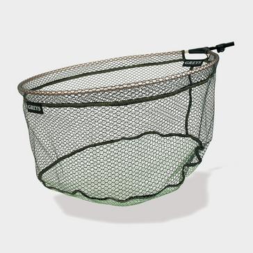 Khaki Greys Landing Net 18Inch Free Flow