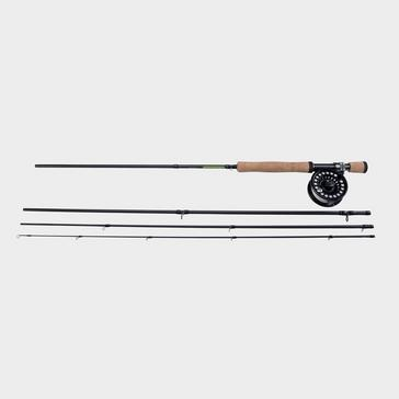 Black Shakespeare Sigma 9ft6 #7 Fly Combo