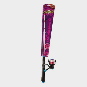 """Pink Shakespeare Cosmic Spinning Combo Pink 4'6"""""""