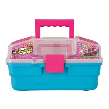 Pink Shakespeare Cosmic Tackle Box