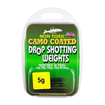Multi Dinsmores Drop Shot Weight (5g)