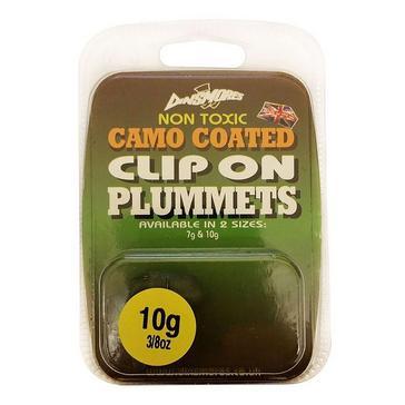 Black Dinsmores Clip On Plummets (10g)