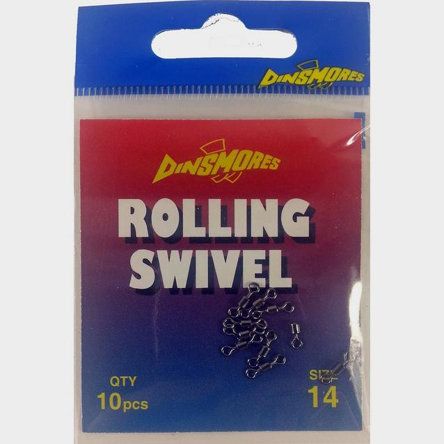 Multi Dinsmores Rolling Swivels Size 14 image 1