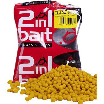 Yellow FJUKA BAIT 2 in 1 Bait Yellow (5mm)