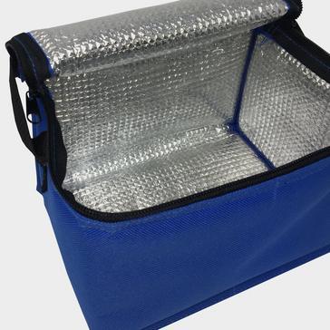 FLADEN Bait Cool Bag Blue - 20cm x 14cm x 14cm