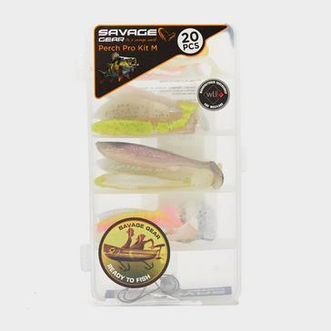Multi SavageGear Perch Pro Kit (Medium)