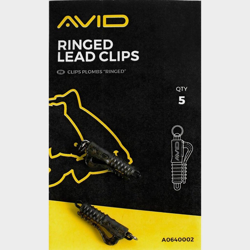 Multi AVID Ringed Lead Clips image 1