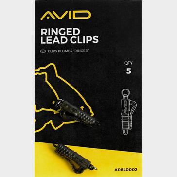 Multi AVID Ringed Lead Clips