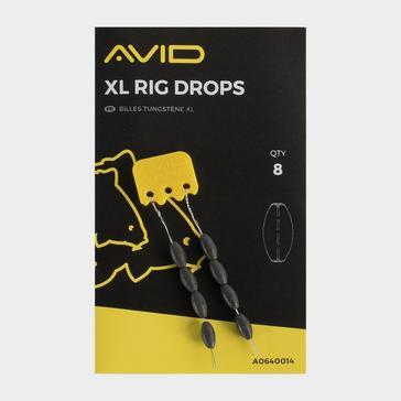 Yellow AVID Xl Rig Drops